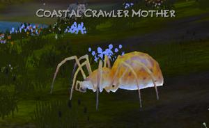 Ferocious coastal crawler