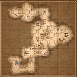 Spidercity map