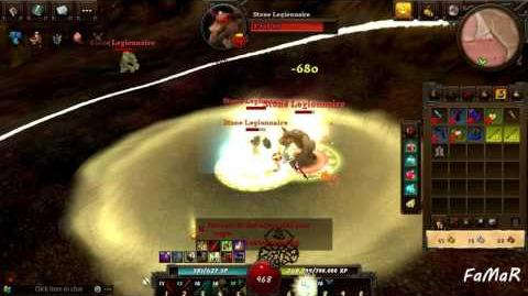 Villagers and Heroes Reborn Gameplay - Blackfury Gorge Run Warrior