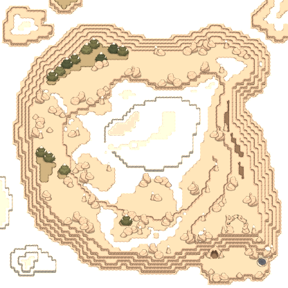 Map The Western Peak