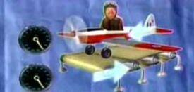 Airplane myth