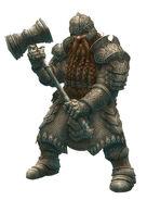 Dwarf-hammer