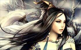 Artamia the Goddess of Maiden
