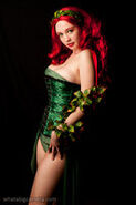 Poison ivy touch by ardella-d4cefcj
