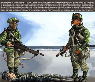 AoA Prologue to War by jodimest