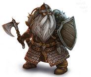 Dreieich con dwarf by melaniemaier-d3l39l0