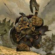Dwarven Soldiers