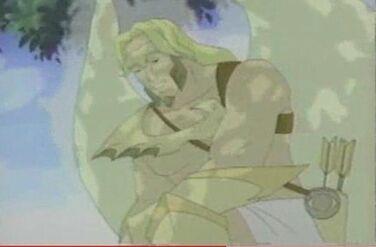 Mythic warriors eros