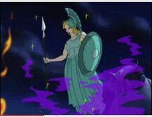 Athena mythic