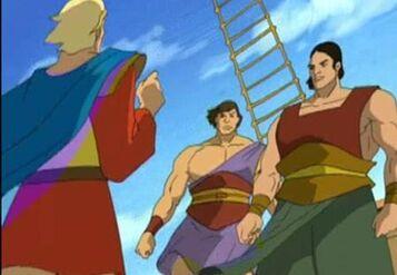 Jason and the Argonauts 40