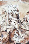 Jupiter drawing
