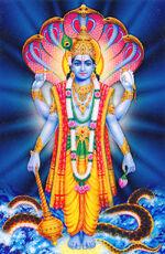 Maha Vishnu By Spectrum1