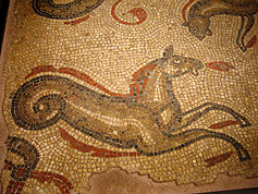File:237px-Roman Baths, Bath - Sea Horse Mosaic.jpg