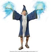 Merlin (shrek)