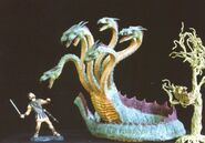 Hydra in Jason and the Argonauts figurine