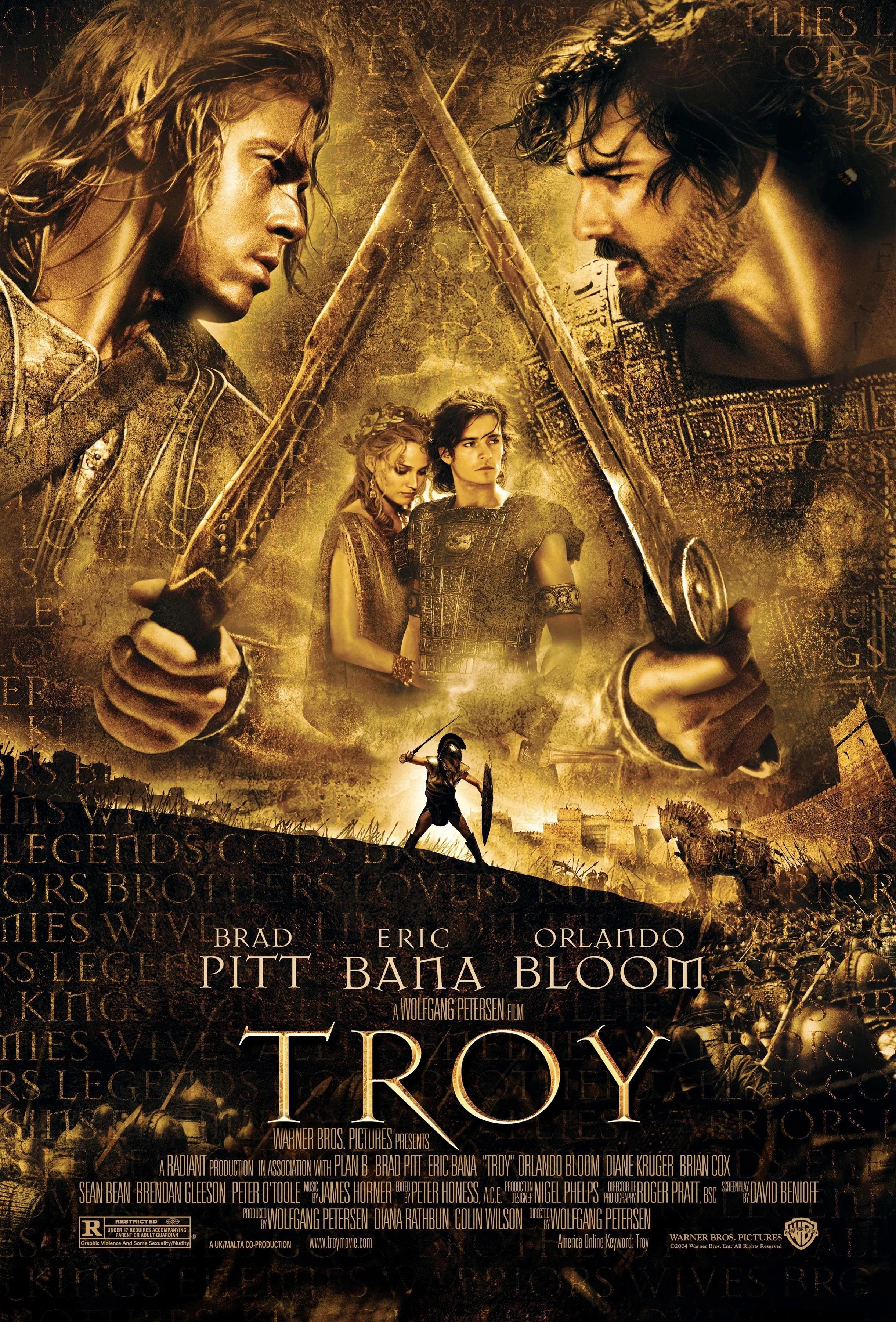 troy 2004 film mythology wiki fandom powered by wikia