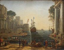 Ulysse remet Chryséis à son père by Gelée Louvre INV4718 n01