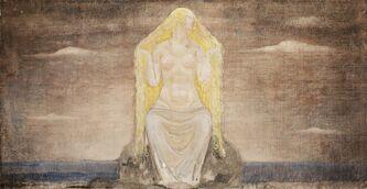 Freyja by John Bauer (1882–1918)