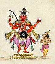 220px-Virabhadra Daksha