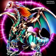 Chaos Emperor Dragon by yamatanorochi674