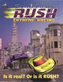 San Francisco Rush Extreme Racing Cover
