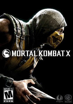File:Mortal Kombat X Cover Art.png