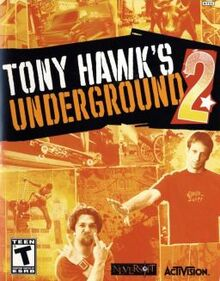 Tony Hawks Underground 2 PS2