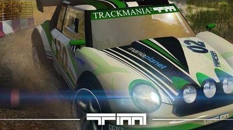 TrackMania² Valley - Announcement Trailer -OFFICIAL-