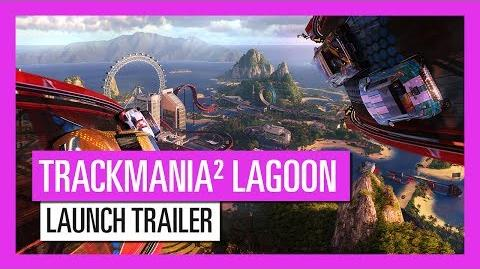 Trackmania² Lagoon - Launch Trailer