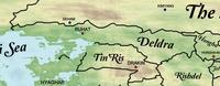 Deldra Map
