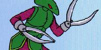 Crab Fencer
