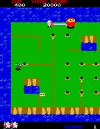 Dig Dug II Arcade