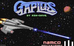 File:Gaplus Commodore 64 Title Screen.jpg