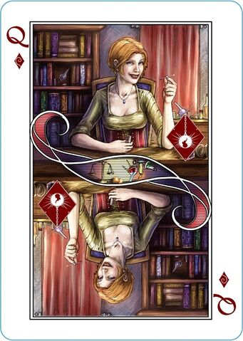 File:Playing Cards card Queen of Diamonds.jpg