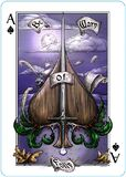 Playing Cards card Ace of Spades
