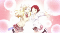 Ryu and Miyamura acting
