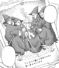 Gathering of the Seven Witches