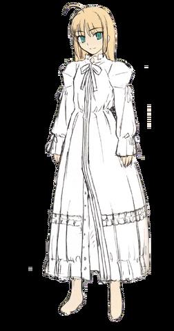 File:Saber one piece dress.png