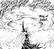 Ring of Ends