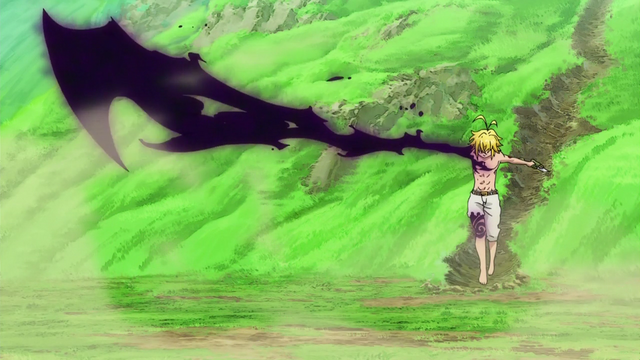 File:Meliodas forming a blade from the black mark.png