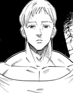 Escanor appearance during the day