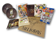 Blu-ray DVD - Volume 1 LE Package