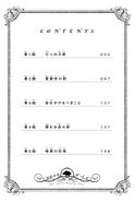 Volume 1 contents