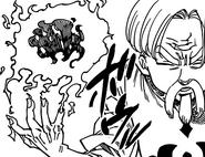 Cain's power Blaze