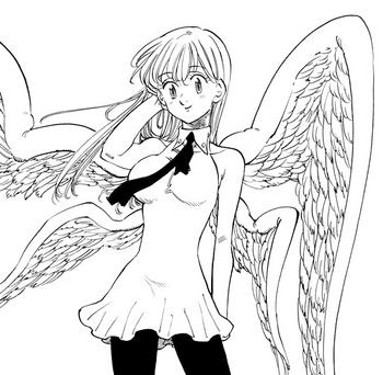 Elizabeth (Diosa)   Wiki Nanatsu no Taizai   FANDOM ...