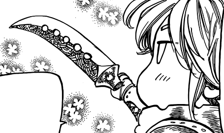 File:Meliodas planning to sell his Sacred Treasure.png