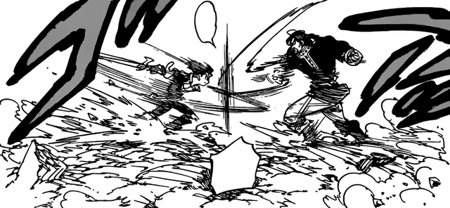 File:Zeldris and Fraudrin attempting to attack Meliodas.png