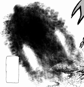 Demon King Silhouette