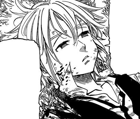 File:Meliodas pretend defeat.png