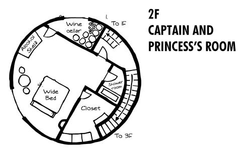 File:Boar Hat Floor Map 2F.png